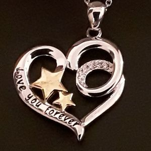 Jewelry - NEW S925 Love You Forever